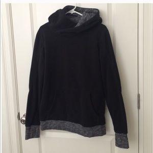 Lululemon Black Fleece Pullover